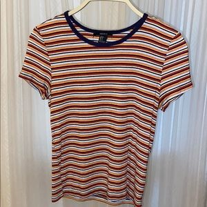 Striped everyday T-shirt